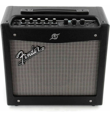 amplificador fender mustang i de guitarra eléctrica 20 watts