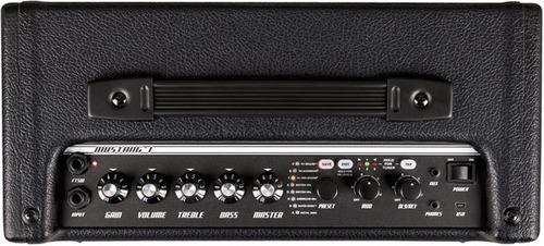 amplificador fender mustang i v.2 de guitarra eléctrica 20w