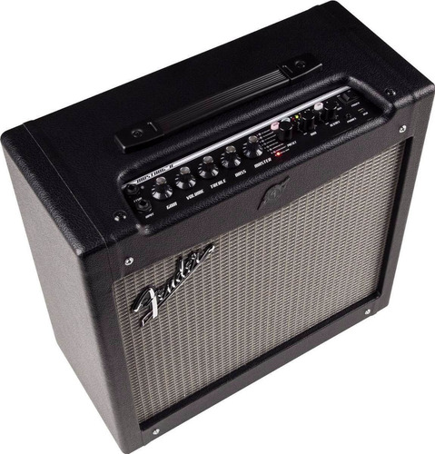 amplificador fender mustang il de guitarra eléctrica 40 wats