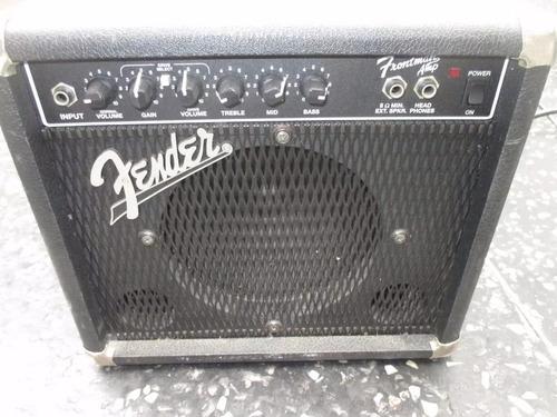 amplificador fender pr241 frontman guitarra etc.