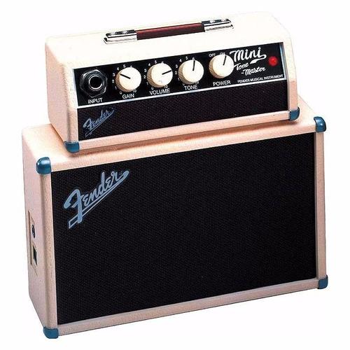 amplificador fender tonemaster mini