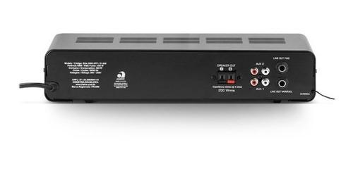 amplificador frahm slim 3000