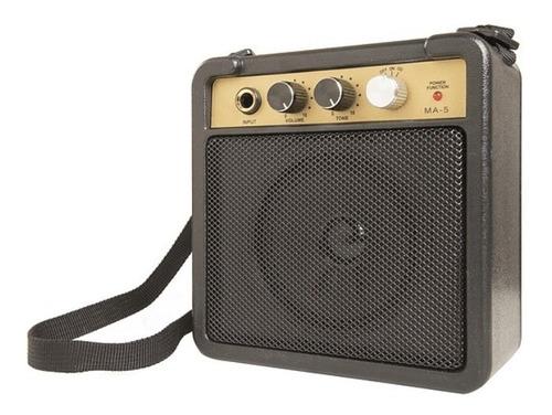 amplificador guitarra 5 watts epic