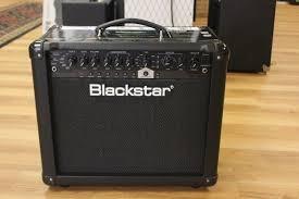 amplificador guitarra blackstar id watts efectos delay tvp