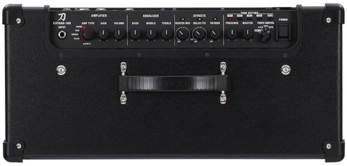 amplificador guitarra boss katana-100 con altavoz de12  100w
