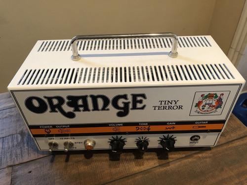 amplificador guitarra bulbos orange tiny terror solo $7999