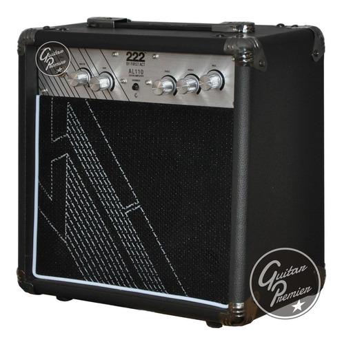 amplificador guitarra con eq distorsion 10w premium garantia