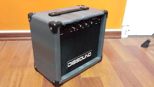 amplificador guitarra digisound 15 watts
