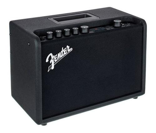 amplificador guitarra electrica fender mustang gt40 gt-40