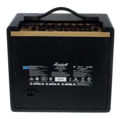 amplificador guitarra eléctrica marshall code25, 25 watts, 1