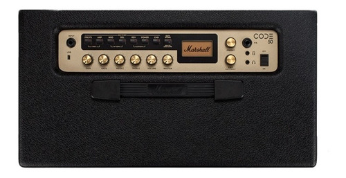 amplificador guitarra eléctrica marshall code50 + garantía