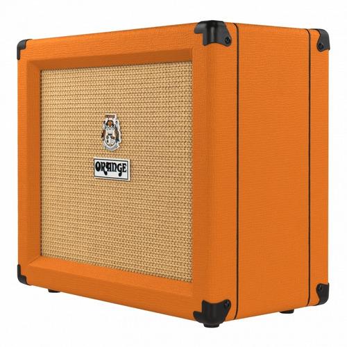 amplificador guitarra eléctrica orange crush 35rt + garantía