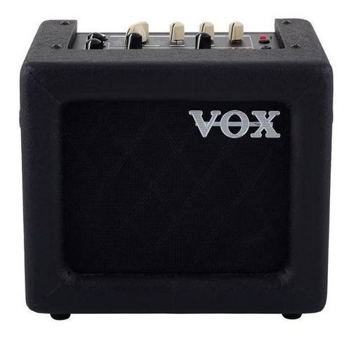 amplificador guitarra eléctrica vox mini3 g2 bk + garantía