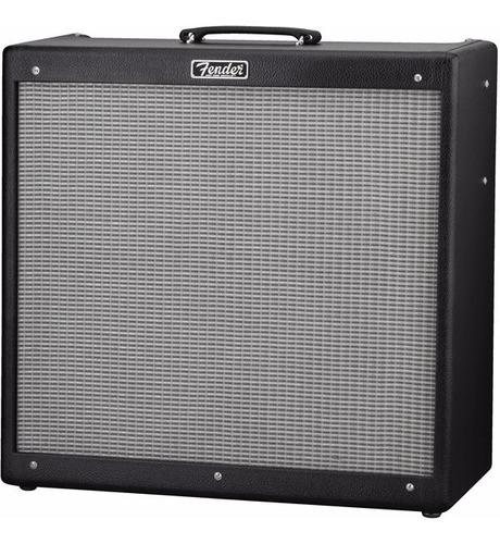 amplificador guitarra fender hot rod deville valvular 4x10