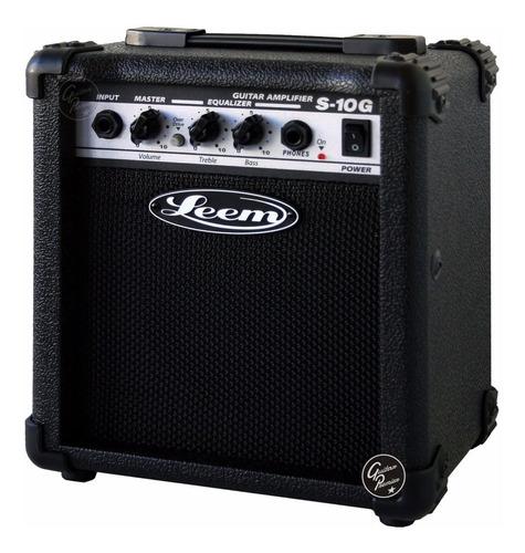 amplificador guitarra leeem s10g distorsion 10w garantia ofi