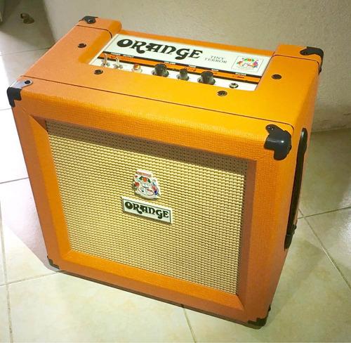 amplificador guitarra marca orange modelo tiny terror 15wats
