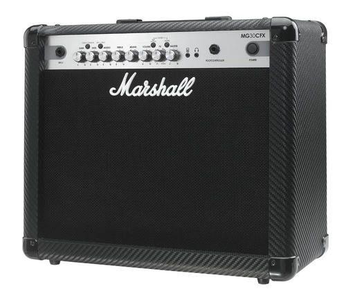 amplificador guitarra marshall