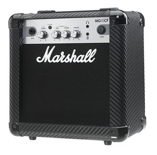amplificador guitarra marshall mg-10cf + garantía