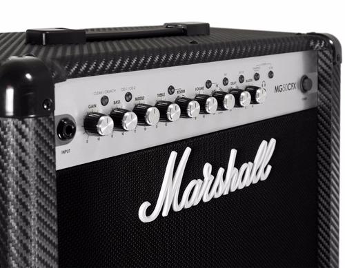 amplificador guitarra marshall mg50cfx  + envio