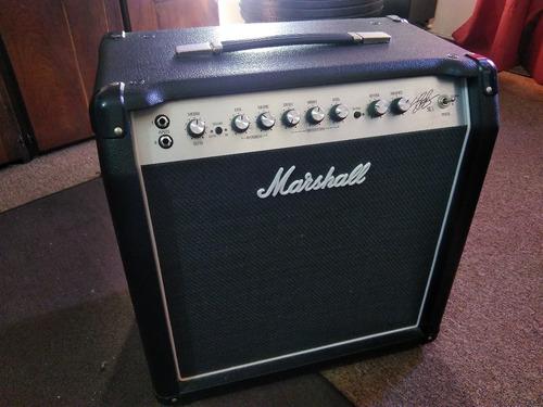 amplificador guitarra marshall sl5 c (combo) valvular