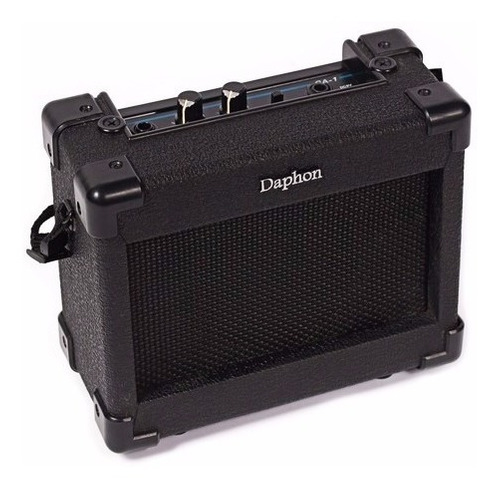 amplificador guitarra mini portátil daphon ga-1 nuevo!!!