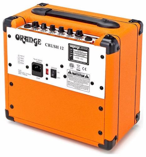 amplificador guitarra orange