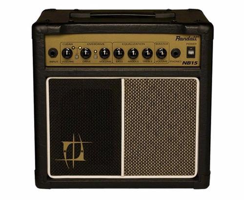 amplificador guitarra randall