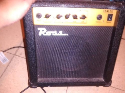 amplificador guitarra ross 15 wats permuto