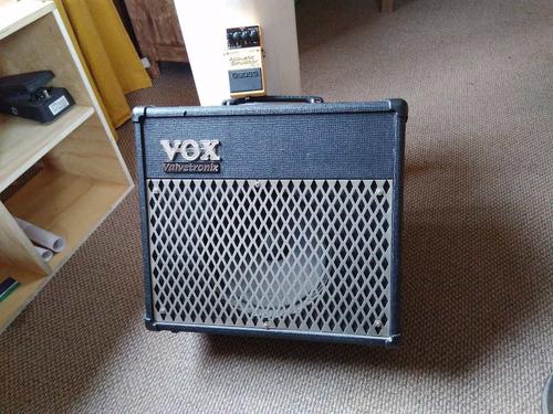 amplificador guitarra vox ad30vt valvetronix