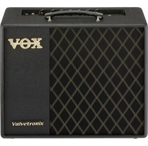 amplificador guitarra vox vt40x + guitar center perú