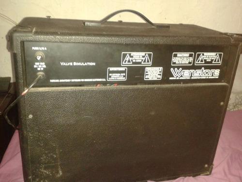 amplificador guitarra wenstone