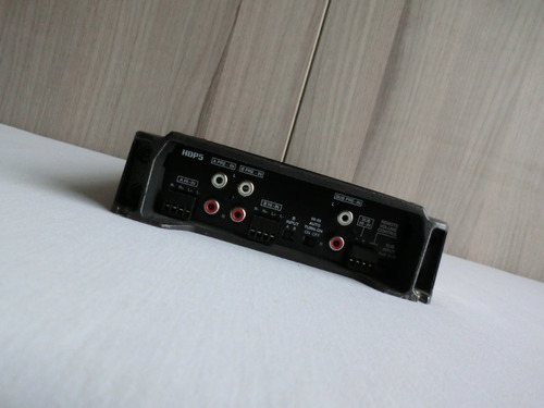 amplificador hertz hdp5 de 5 canales 770 soles