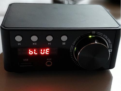 amplificador  hi-fi  estéreo  50w rms x 2