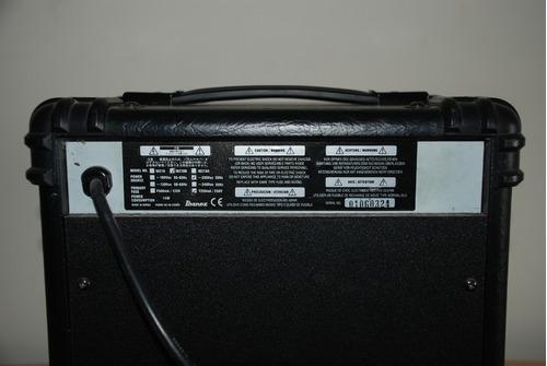 amplificador ibanez 10w
