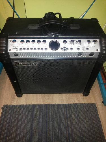 amplificador ibanez mimx 65