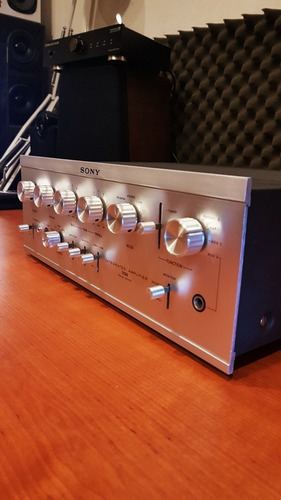 amplificador integrado sony ta-1130
