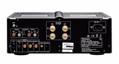 amplificador integrado technics su-c700eg 220v