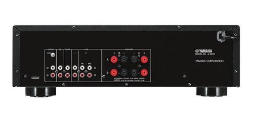 amplificador integrado yamaha a-s201 hi-fi estéreo
