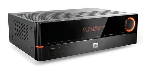 amplificador jbl avr 1010 ambiente 375w rms