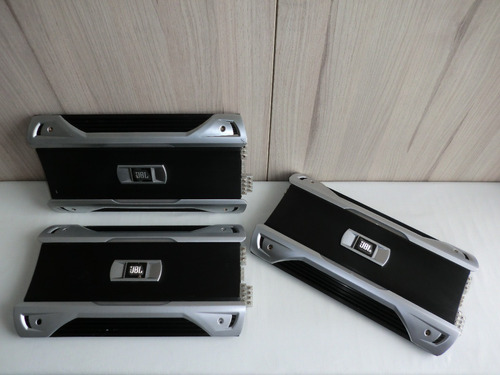 amplificador jbl gto1004 de 4/3/2 canales 500 soles