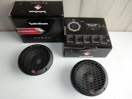 amplificador jl audio xd600/6 y 2 parlantes rockford pm-165