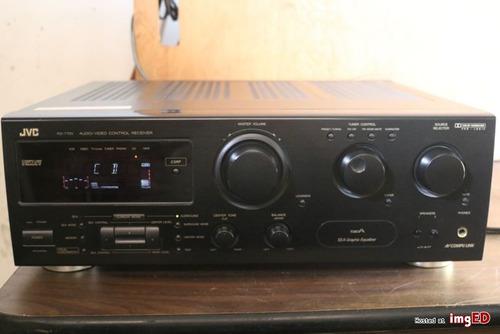 amplificador jvc