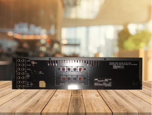 amplificador jvc a-gx3