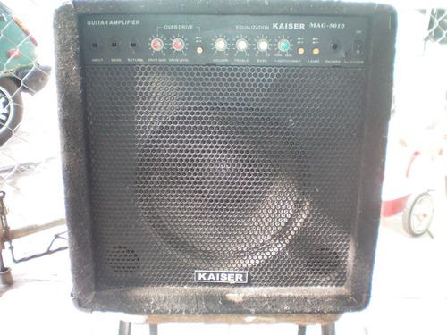 amplificador kaiser para guitarra