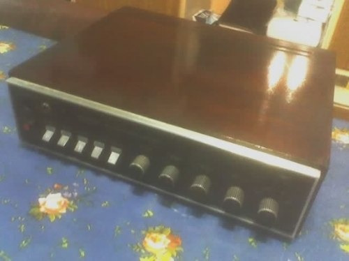 amplificador ken brown