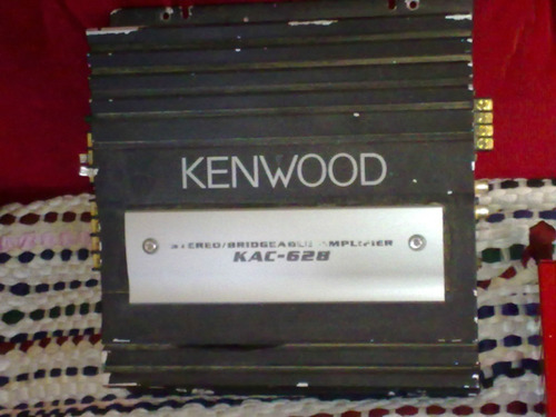 amplificador kenwood mdn