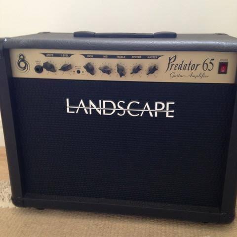 amplificador landscape predator 65