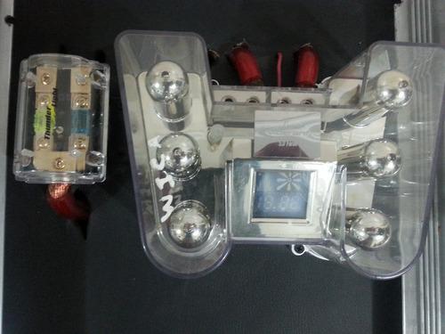 amplificador lanzar vibe 2,3 mno 1900 4 canales y cap 5f