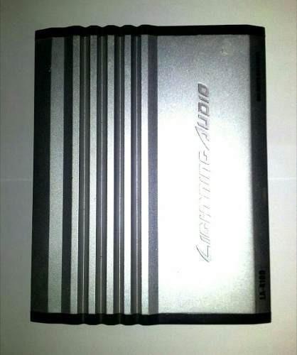 amplificador lighting audio la-4100 monoblock nueva