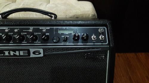 amplificador line 6 de tubos fender gibson jackson ibanez